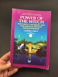 Power of the Witch: The Earth, the Moon, and the Magical Path to Enlightenment Lake Elsinore, 92532