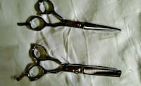 Envy Hair cutting sizzors and thinning shears , Fr Kansas City