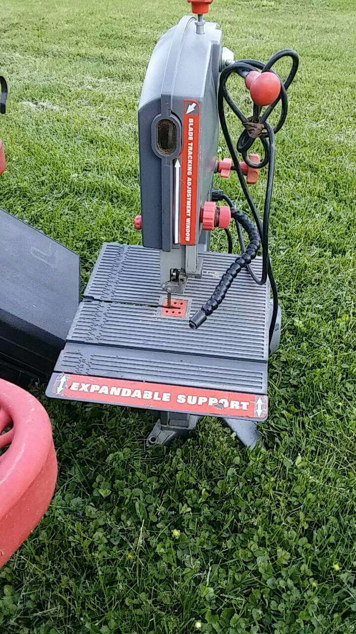 used performax 9 bench top band saw for sale in indianapolis letgo rh us letgo com