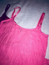 Small Pink & hot Pink All lace Camis Gulfport, 39507