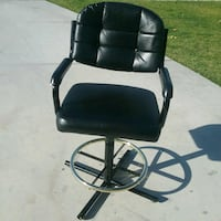 2 Leather bar stools 25 each so take them both 40 Bakersfield, 93313