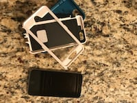 white iPhone 5 with case Chesterland, 44026