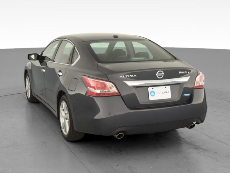 2013 Nissan Altima sedan 2.5 SV Sedan 4D Gray  7