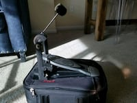 PEARL P-900 BASS (KICK) DRUM PEDAL W/CASE INCLUDED Haddon Heights, 08035