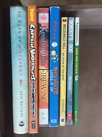 Chapter books and graphic novels for cheap Milton, L9T 7T6