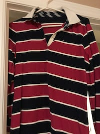 Red and black Tommy Hilfiger Ingersoll, N5C 0A4