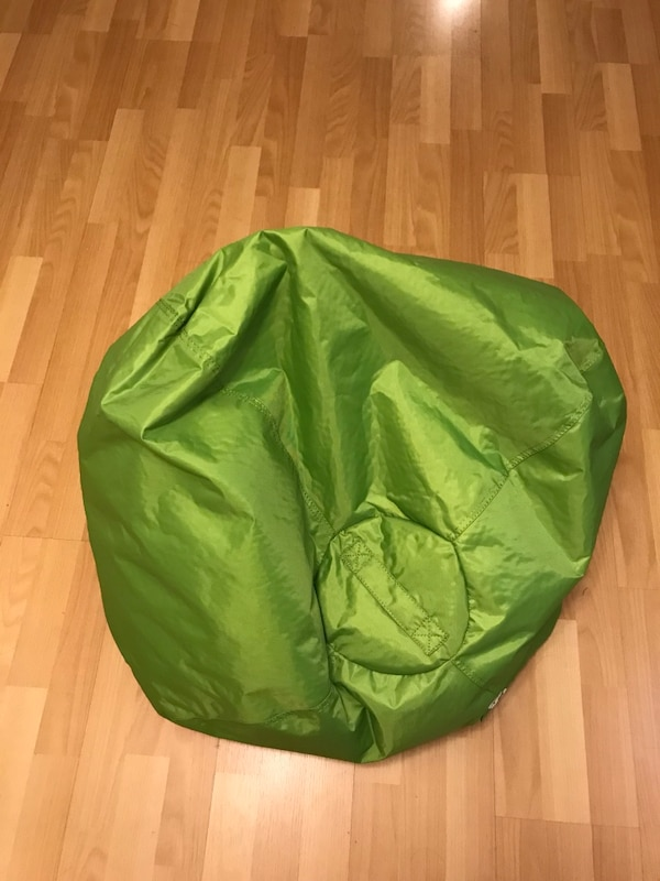 Fantastic Big Joe Bean Bag 98 Inch Spicy Lime Onthecornerstone Fun Painted Chair Ideas Images Onthecornerstoneorg