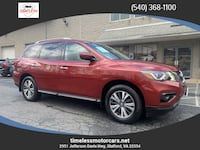 2017 Nissan Pathfinder for sale Stafford