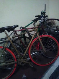 I have few old bike that needs new home  Los Angeles, 90016