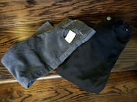 Toddler boys THE GAP and H&M pants 558 km