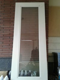 """Sold glass door 90"""" by 35-3/4"""" by 2"""" thick Langley, V3A 3X6"""