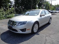 Ford - fusion - 2011