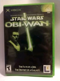 Star Wars OBI-WAN for Xbox 360 Maryville