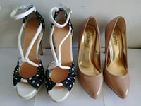 GUESS and Charles by Charles David Size 7 Heels Baltimore, 21201