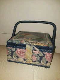 Quilted storage box Paso Robles, 93446