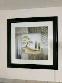 Large wall frame display Minneapolis, 55435