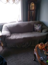 Free 2 PC couch and loveseat
