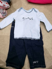 baby girl outfit guess Milton, L9T 0G4