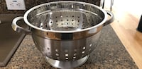 Stainless steel colander Jersey City, 07302