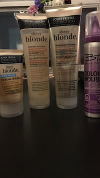 Blonde hair products - John Frieda Collection Mississauga, L5A