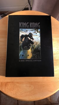 King Kong DVD Movie Laurel