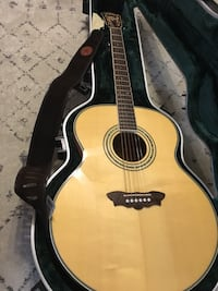 MOVING MUST SALE NEW ACOUSTIC GUITAR  Sacramento, 95834