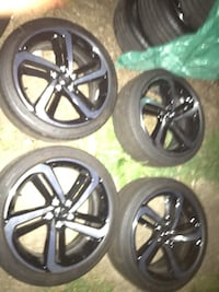 New Honda 19inch Sport Wheels Washington