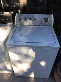 white top-load clothes washer Anaheim, 92805