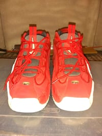 Penny hardaway rivel pack red/white size 10  Brookwood, 35444
