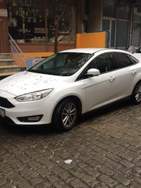 Ford - Focus - 2016 8411 km