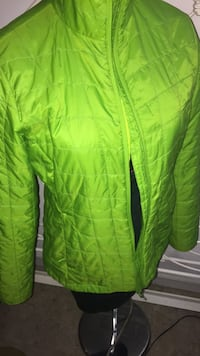 green zip-up jacket Falls Church, 22046