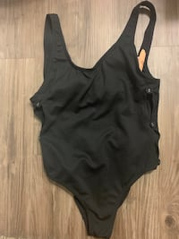 Swimsuit black size small