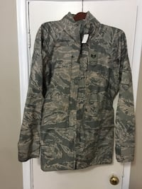 Mens Medium Goretex Jacket - Camouflage Camo Toronto