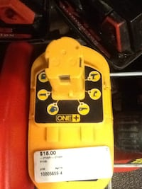 yellow and black DeWalt power tool Hagerstown, 21740