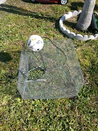 Crab Trap! Excellent Condition! Holiday, 34691