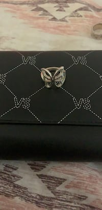 Butterfly ring brand new size 7 sterling silver Carmel, 10512