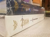 New Legend of Zelda Books Encyclopedia Crafting Mississauga, L5N 3T6