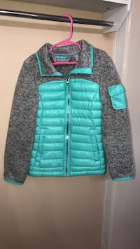 New/Never worn  girls fashion sweater jacket. Columbia, 21046