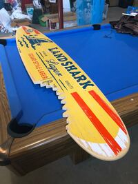 Land shark Surfboard