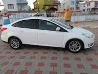 2016 Ford Focus 1.5L TDCI 120PS TREND X POWERSHIFT Fethiye