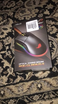 black and red Everest gaming mouse Fairfax, 22031