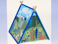 Child Play Tent Spring, 77381