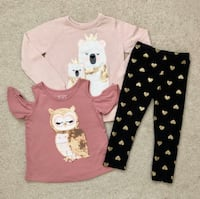 Toddler girls clothing bundle size 3T Mississauga, L5M 0H2