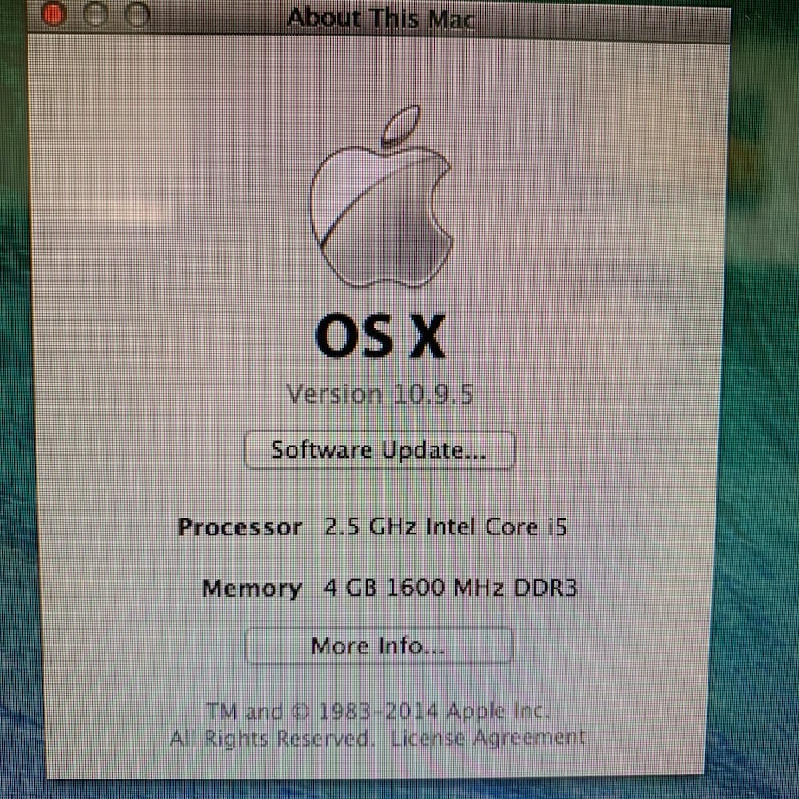 """Mid 2012 13"""" Apple MacBook Pro Laptop See Photos For Specs  d9bc7379-83e3-4ec1-80ee-a1a23ee4469b"""