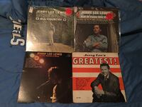 four assorted vinyl record cases Conover, 28613