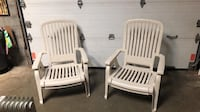 Two Patio Chairs Framingham