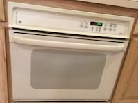 GE electrical built in oven . It works perfectly .we upgraded all the kitchen appliances . Allen, 75002