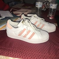 Pair of white adidas new!  Manassas, 20110