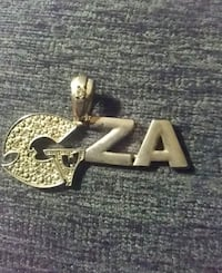 Gza wu tang pendent for chain St. Catharines, L2T 2L5
