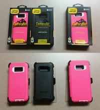 Brand New in Box: Otterbox Samsung Galaxy Phone Case (multiple colors)